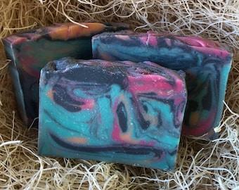 Bora Bora Scent, Handcrafted Soap