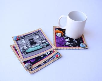 I LOVE LUCY Coasters Set of 4