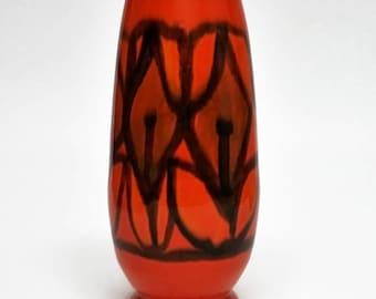 Vintage Poole Pottery Delphis Vase
