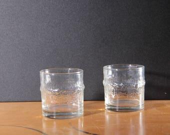 Iittala style rocks glass