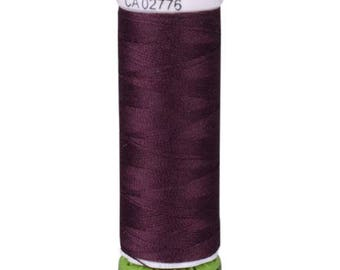 Wine Gutermann Recycled Polyester Thread (GT130)
