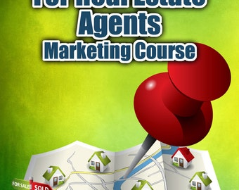 Niche Marketing For Real Estate Agents, Real Estate Marketing Course, Real Estate Agent Farming, Real Estate Training Videos Worksheets