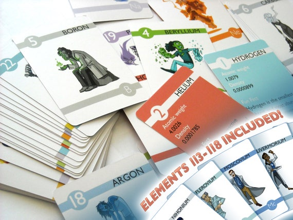 Elements experiments in character design flash cards v2 urtaz Image collections