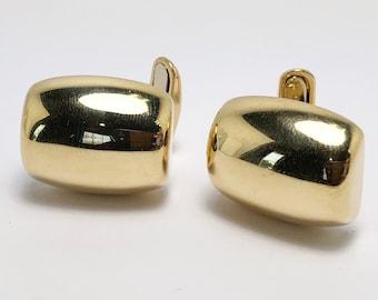 Vhernier 18k Gold Cufflinks Italy - Nice!