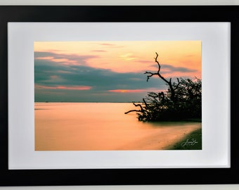Beach Photography Print, Coastal Art, New Jersey shore, Beach Decor, Ocean, Summer Home Decor, Photography Print