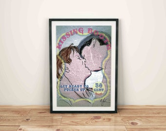Kissing Booth Archival Prints