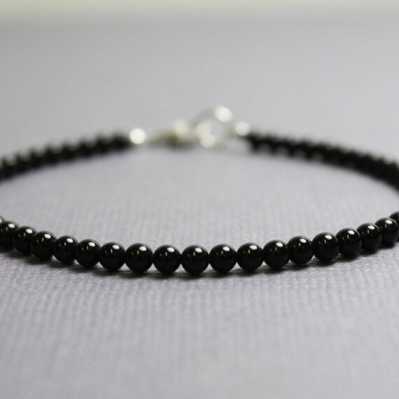 main men products bead and spiritual with beads bracelets onyx bracelet black pdp diamonds