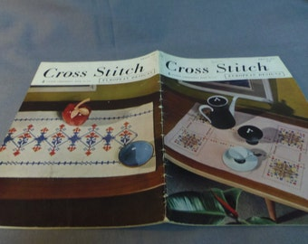 Counted Cross Stitch Patterns, European Designs, Anchor Embroidery 570