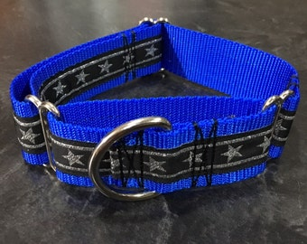 Silver Star Jacquard Martingale