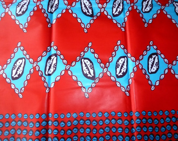 The African Fabrics Java Wax Print Cotton Fabrics For Dress &Craft Making Sewing Fabric/Kitenge/Pagnes/Kikwembe /Chitenge Sold By Yard