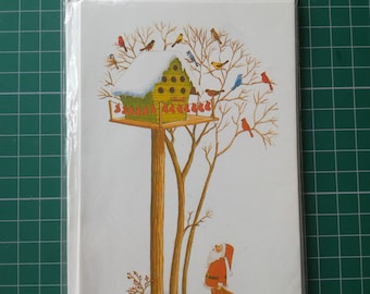 Vintage Christmas Cards 5 pack