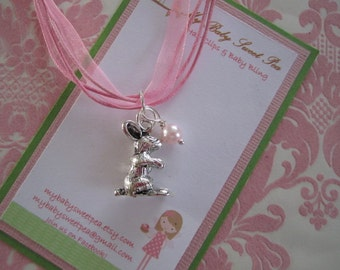 Girl necklaces - Easter necklaces - girls Jewlery