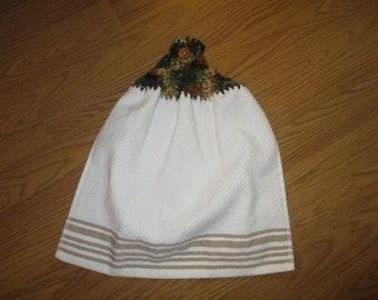 Crochet Topper Towel