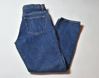 Vintage Blue GAP Classic High Waisted Jeans