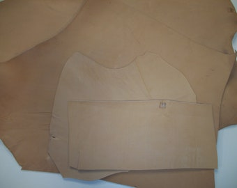 Scrap Holster Leather