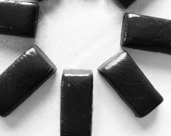 1 lb. Black Licorice Caramels - Bulk bag - Small batch, hand wrapped, old fashioned caramels