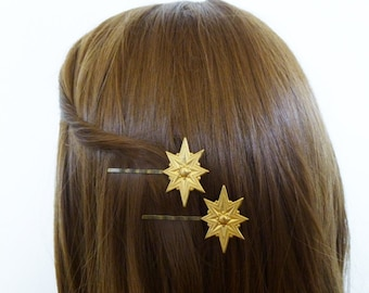 Bridal Hair Pins Bridal Bobby Pins Bridal Hair Clips Wedding Hair Pins Wedding Bobby Pins Wedding Hair Clips Gold Accessories Womens Gift