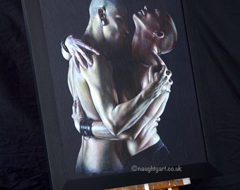 Desire - original painting