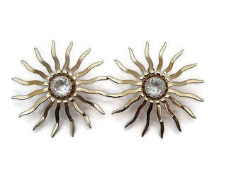 Sarah Coventry Fascination Earrings Vintage 1950's