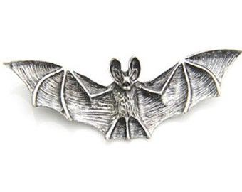 2pcs 26x78mm  Lovely Bat Charms Pendant.