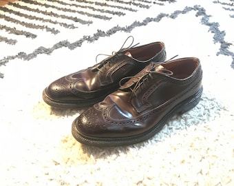 Alden Longwing Blucher Shell Cordovan no. 8 Mens sz. 9