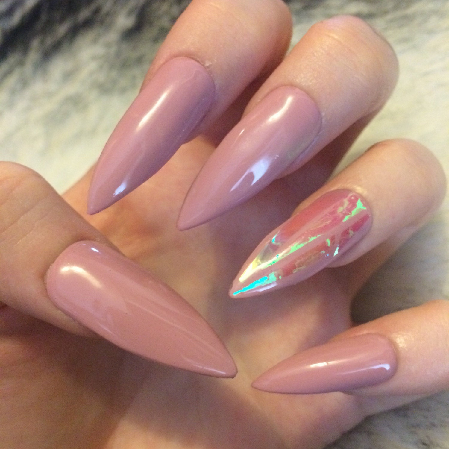 Extra Long Press On Nails – Best Nail 2018