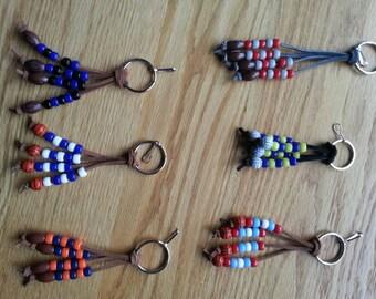 Keychain, zipper pulls