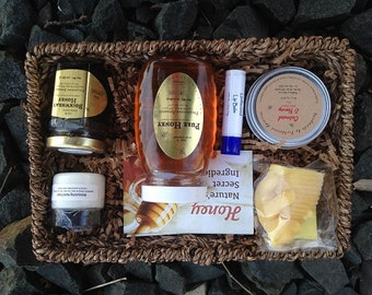 BEEHIVE Sampler Gift Basket