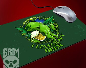 Multipad I Lovecraft Beer