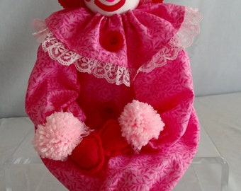 Cotton Candy pink! This is a great gift for any little girl! Birthday gift, get well gift, A gift just to make someone smile!
