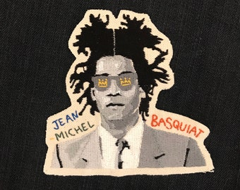 Special Edition Basquiat Patch