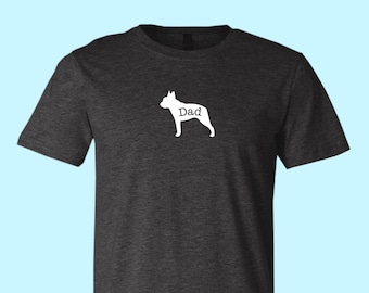 "Boston Terrier ""Papa"", Unisex SHIRT"