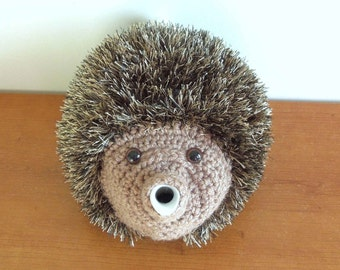 Hedgehog tea cosy. Great tea cozy in your kitchen, dining. handmade tea cosy. animal tea cosies uk. woodland animal tea cosy. hedgehog gifts