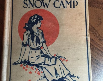 Ruth Fielding at Snow Camp by Alice B Emerson