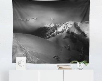 Winter Tapestry | Winter Wall Tapestry | Winter Wall Décor | Winter Gift | Winter Wall Art | Winter Art | Winter Décor