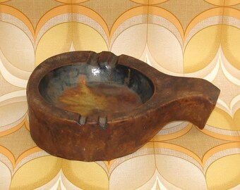 Large Schäffenacker Ceramic Object ashtray