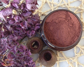 PINK CLAY POWDER for Combination, Normal and Dry Skin 50g Nourish Range