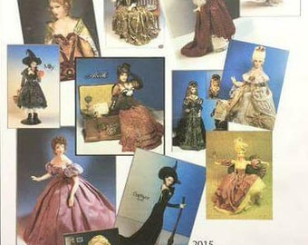 Visual Dollmaking made easy 2015- CD - miniature doll tutorial by Dana - new/unopened