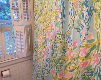 Easy Order Shower Curtains 69x70  in your Favorite Prints!