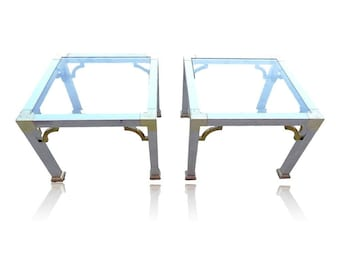 Asian side table Etsy