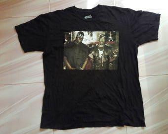 Tupac Shakur vs Biggie tshirt Hip hop swag