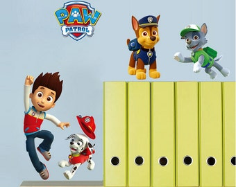 Paw Patrol Wall Decals - AW1486