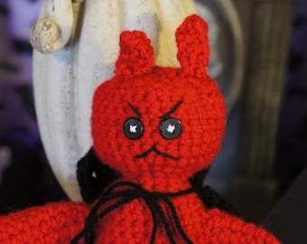 Halloween Doll Dave the Devil