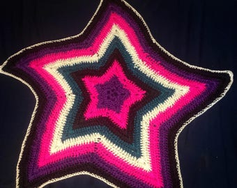 Star baby Afghan