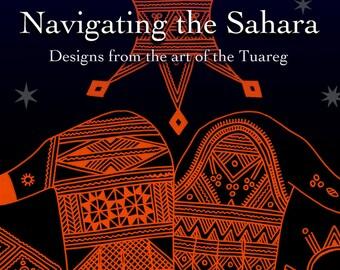 Navigating the Sahara henna design book