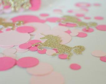 Unicorn Confetti, unicorns, unicorn party, unicorn decoration