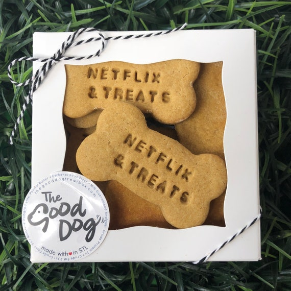 Netflix & Treats Treat Box