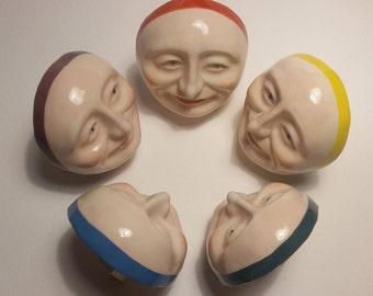 Faces - Ceramics Gadgets Exhibition