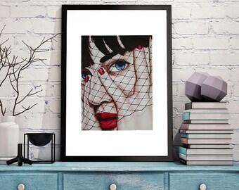 Mannequin - Fine-Art Print