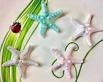 Starfish Knobby, For Craft, Floral Decor, Beach Decor, Nautical, Coastal, Seashells, Shell, Kids Craft, School Craft, Shell Decor,Home Decor